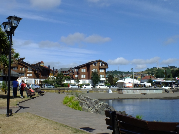 Waterfront at Puerto Varas